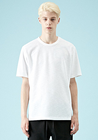 HIGH-END COTTON WHITE T(TH-020WE)▶{한정수량}◀
