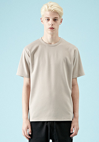 LUXURY HEAVY COTTON INDI-BEIGE T(TH-021BE)▶{한정수량}◀