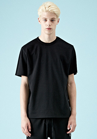 LUXURY HEAVY COTTON BLACK T(TH-021BK)▶{한정수량}◀