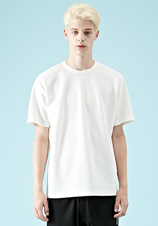HIGH-END COTTON IVORY T(TH-020IY)▶{한정수량}◀