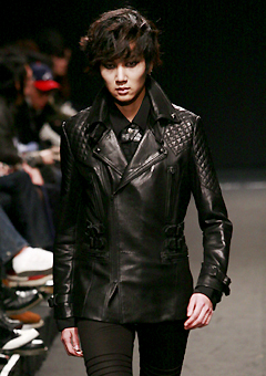 "[206 HOMME]SEOUL COLLECTION""GOTH RIDER""QUILTING RIDER'S SAFARI"