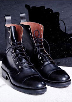 [206 HOMME]2020 S/S NEW COLLECTIONMINIMAL COMBAT BOOTS (SS-042)